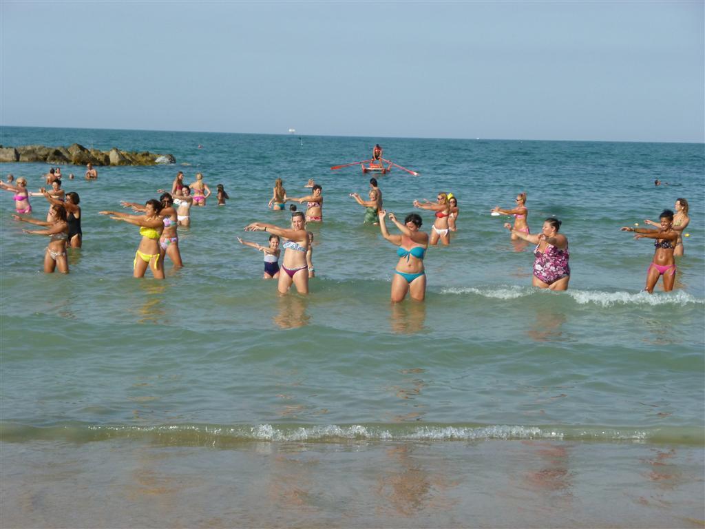 Pescara Strand trend des tages 21 juli sl4lifestyle sabines magazin für
