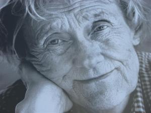 Die Schriftstellerin Astrid Lindgren.