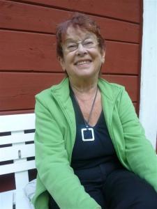 Astrid Lindgrens Nichte Gunvor Runström.