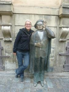 Hejdo aus Stockholm!