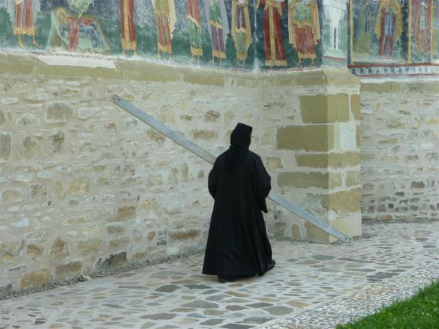 Das Tonleiterspiel der Nonne!
