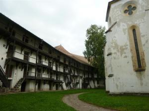 Kirchenburg Tartlau (Prejmer)