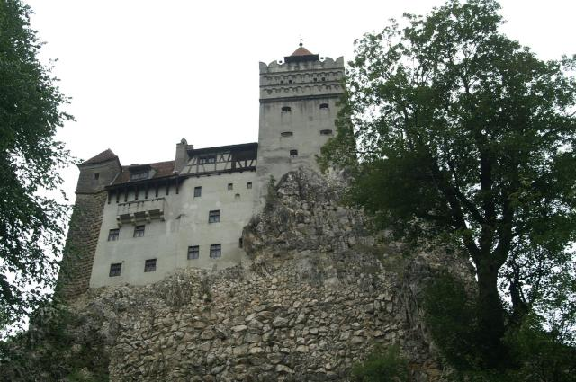 Zuhause bei Dracula in Törzburg (Bran)