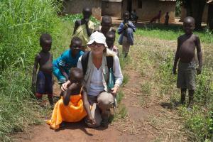 Village kids, South Sudan.