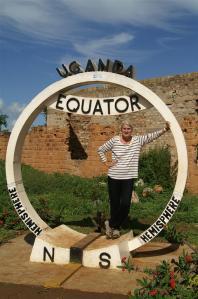 Equator, Uganda.