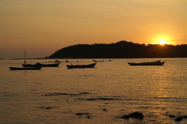Ngapali Beach - I love it!