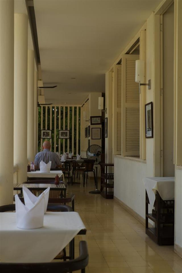 Colonial Dining, Siem Reap