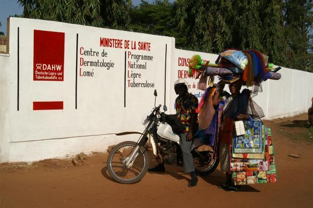 Die DAHW in Lomé, Togo.
