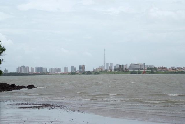 Früher wollten viele aus der ehemaligen Leprakolonie abhauen. Doch die starke Strömung und Haie in der Bucht von São Luís machten ihre Pläne zunichte.