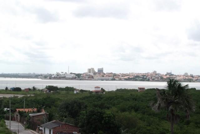 Bom Fim, die Lepra-Insel in der Bucht von Sao Luis.