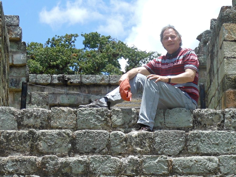 Buchautor Daniel A. Kempken lebt heute in Honduras.