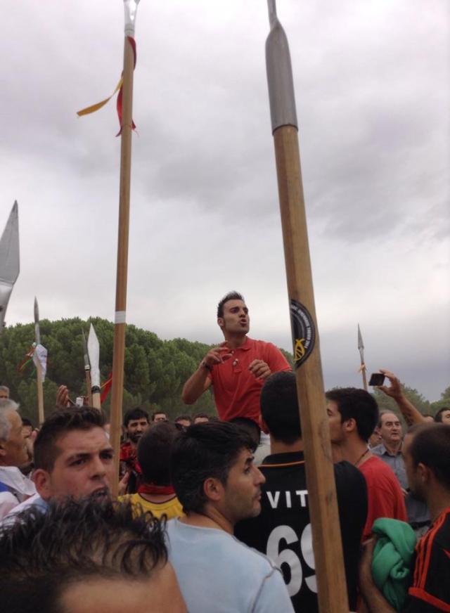 Der Mob von Tordesillos.