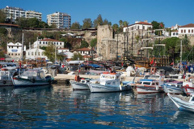 Antalya.