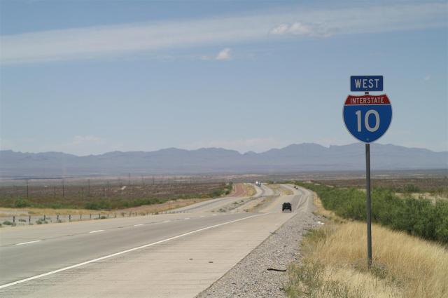 Reise durch den Süden der USA./US-Road Trip.