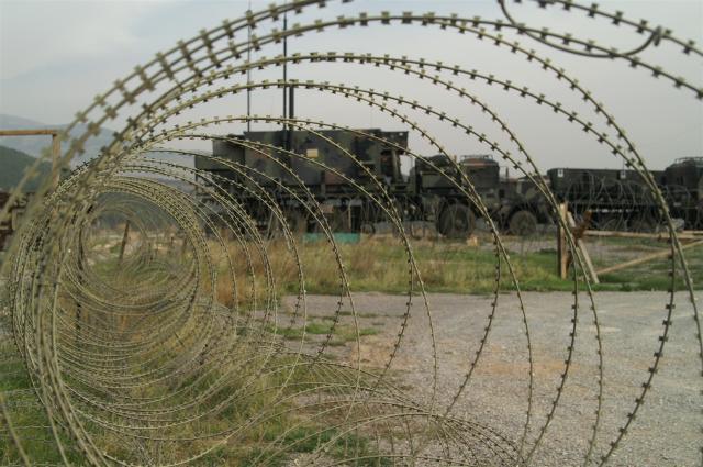 Active Fence Turkey.