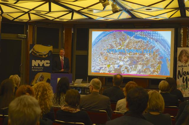 Pressekonferenz USA.