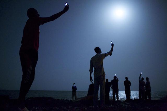 John Stanmeyer, USA, National  Geographic, World-Press-Photo des Jahres 2013 (Large)