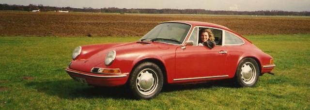 1989: Die erste Fahrt mit Porsche - einem Oldtimer!
