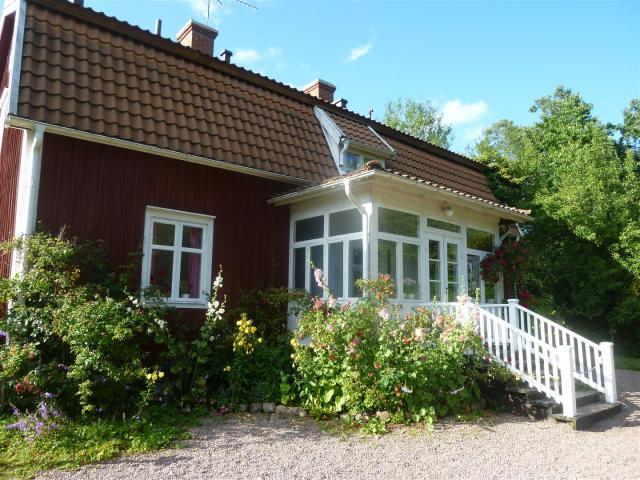 Astrid Lindgrens Elternhaus.