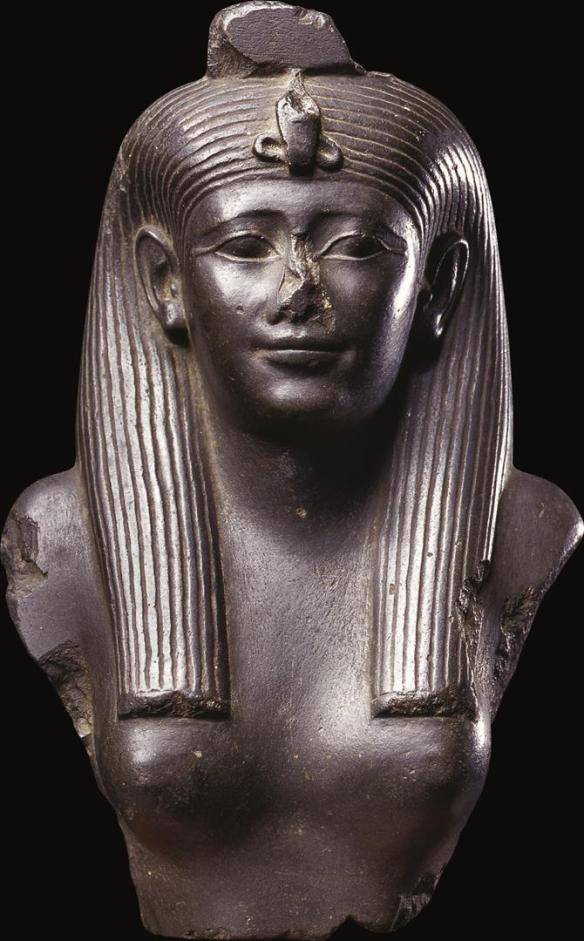 Dea Iside, XXVI dinastia, Regno di Amasi Museo, Egizio, Firenze.
