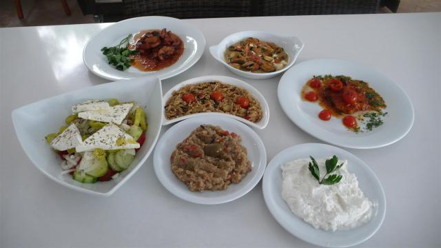Ein paar von Jottas Köstlichkeiten.