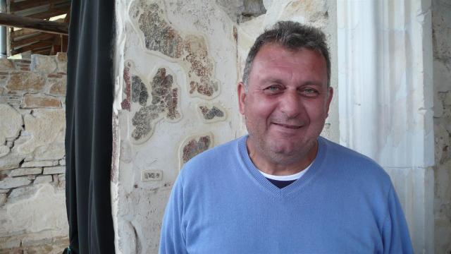 "Stefanos Tsolakis: ""Polizeikontrollen auf dem Berg."""
