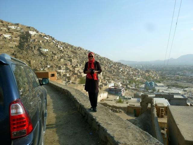 Just follow me on my trip around Kabul!