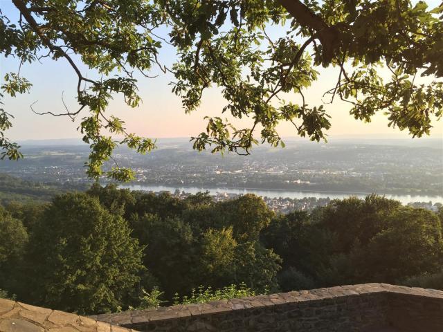 Aussicht Terrasse (Large)