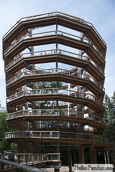 Baumkronenpfad Steigerwald