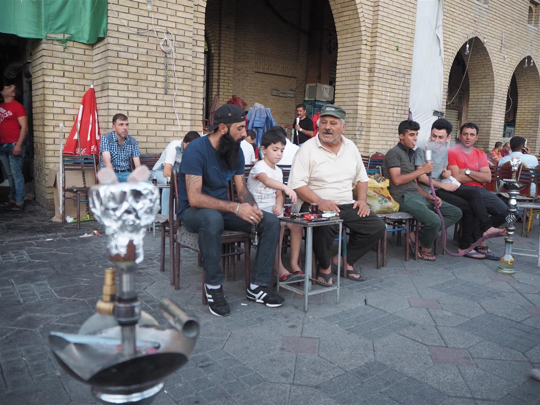 Erbil iraq randění