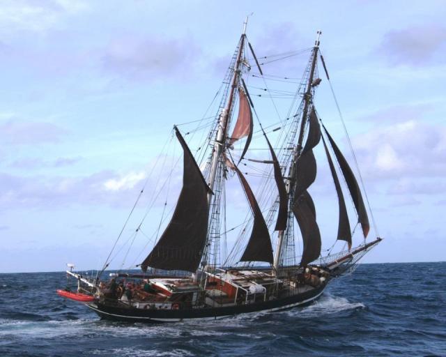 Eye of the Wind by Forum train & sail. Medium Quality 960 x 768
