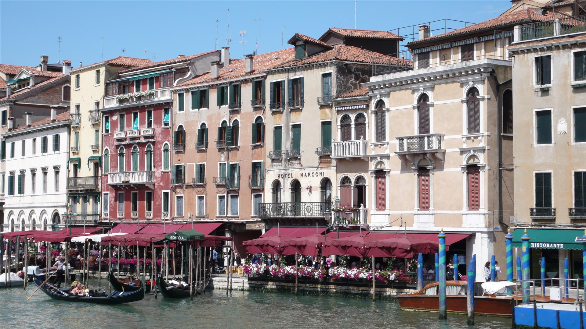 Venedig – La Serenissima gibt sich die Ehre