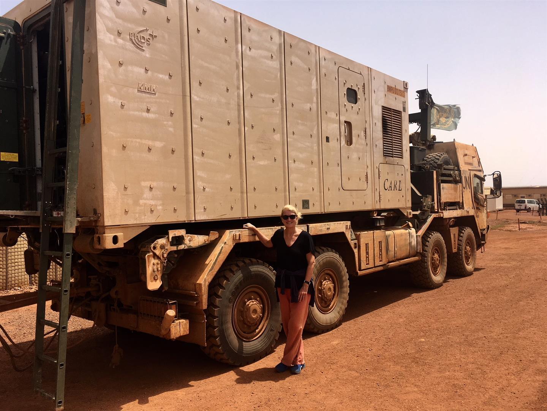 Mali: Mission im Wüstensand