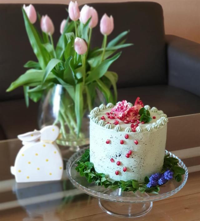 Gosha Easter cake 1