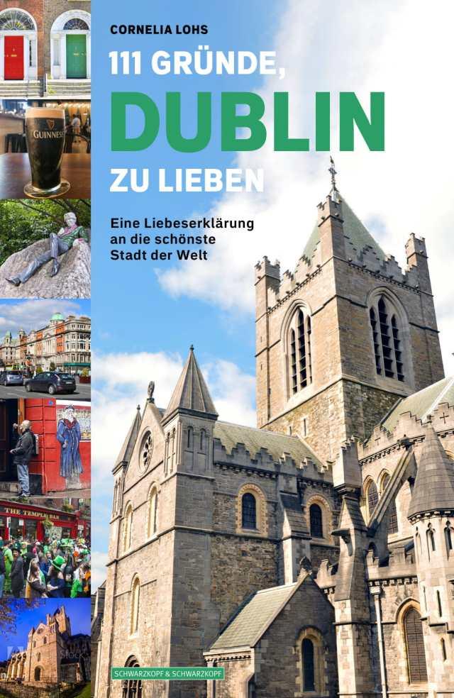 111 GRÜNDE, DUBLIN ZU LIEBEN - Cover - 1003-1