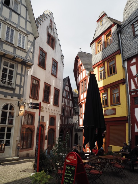 Limburg_verwinkelte Altstadt