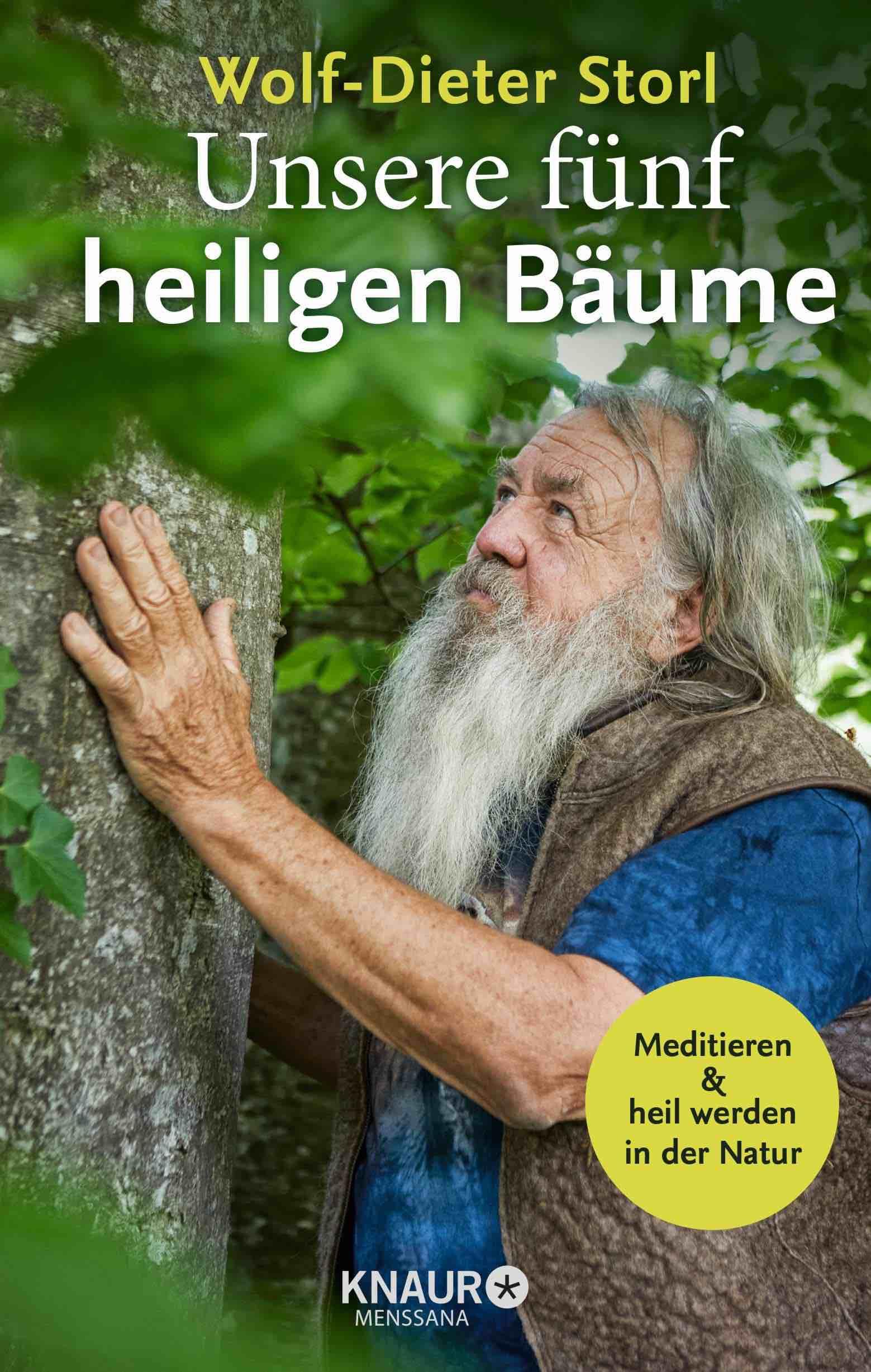 Unsere fünf heiligen Bäume_Cover
