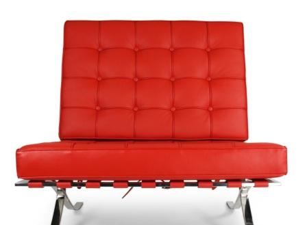 Barcelona Chair Rot