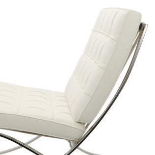 Barcelona Chair Weiss